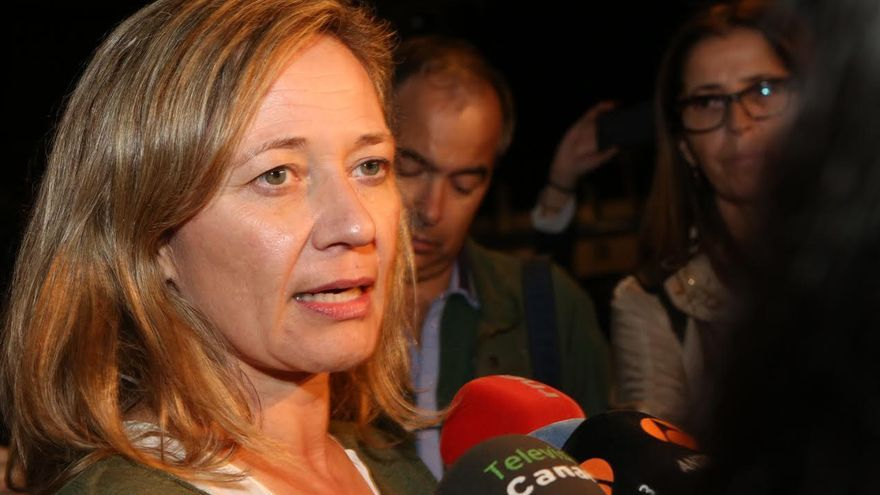 Victoria Rosell (Podemos).