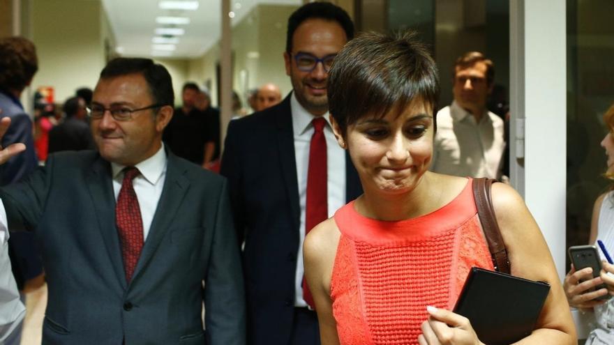 """El PSOE espera que Rajoy esté """"llamando ya"""" a Barberá para que deje el Senado y dice que la corrupción le inhabilita"""