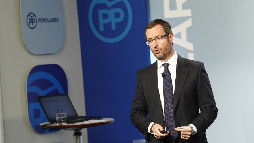 """Maroto afirma que se pueden recurrir leyes vascas ante el TC y mantener la 'operación diálogo' """"abierta"""""""