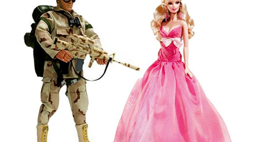Los anuncios de juguetes mantienen los estereotipos de feminidad y masculinidad.