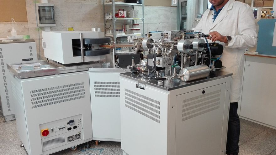 Laboratorio del ITER