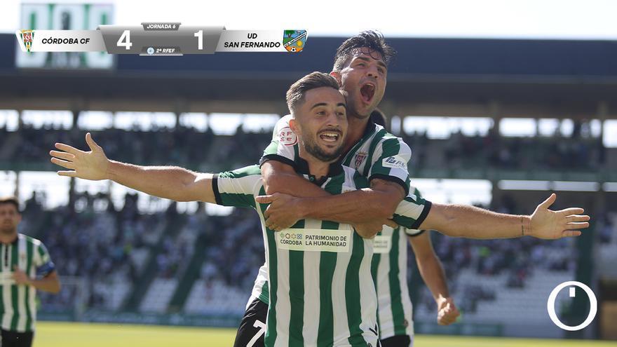 Córdoba CF - UD San Fernando