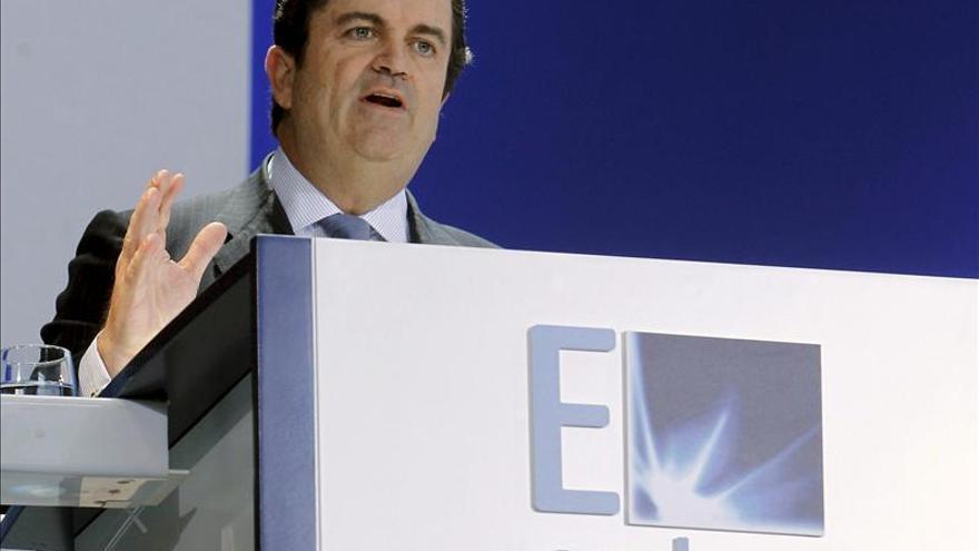Borja Prado, presidente de Endesa. / Efe
