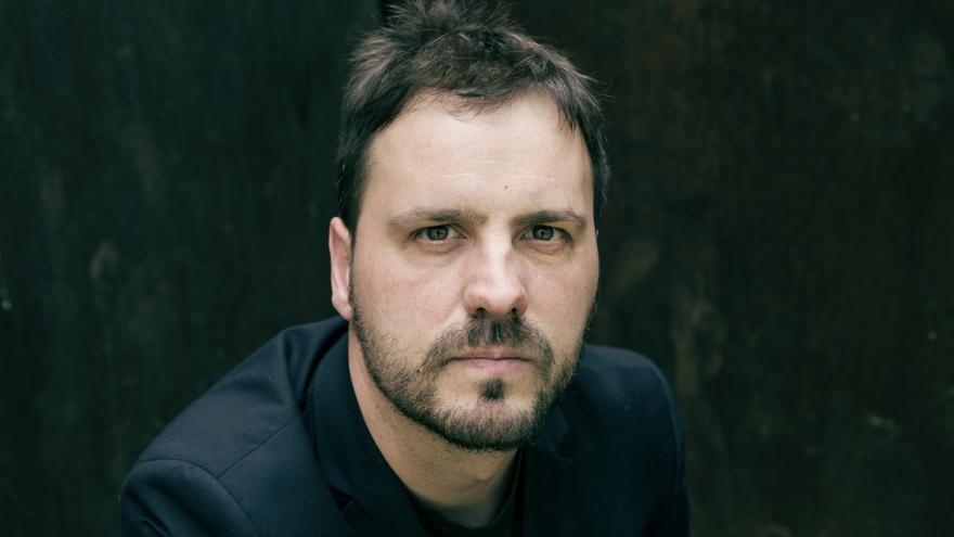 El poeta, novelista y traductor vasco Kirmen Uribe. | RICKY DÁVILA