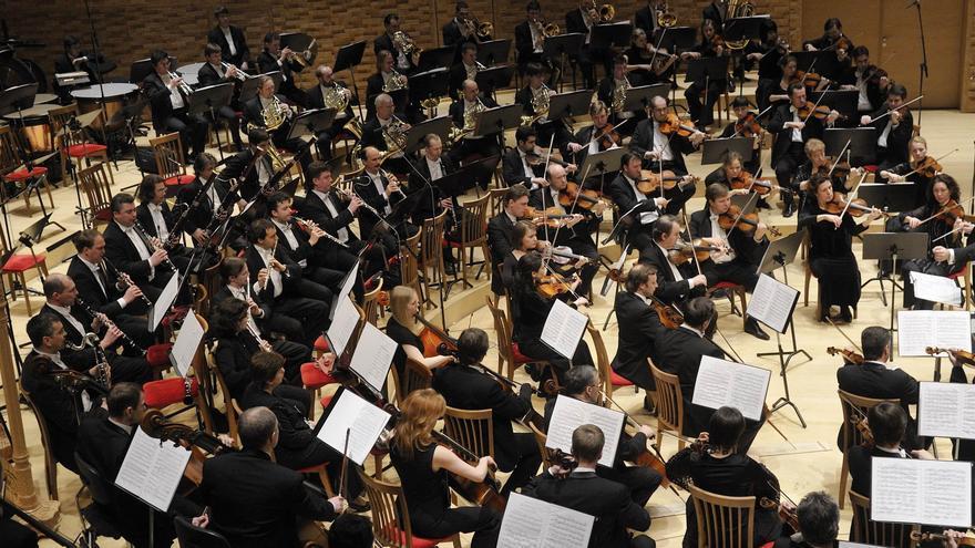 Orquesta del Teatro Mariinsky de San Petersburgo