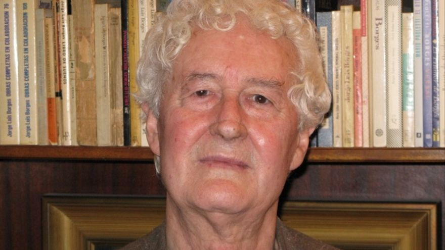 El escritor Félix Grande