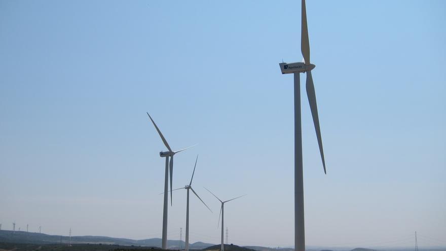 La eólica bate un nuevo récord de producción diaria en el sistema peninsular, con 367.697 MWh