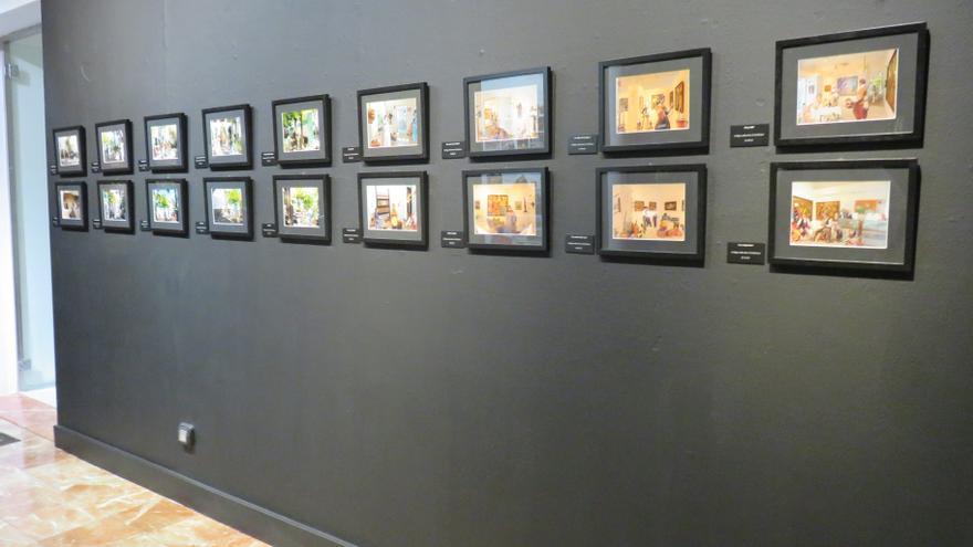 Exposición de Jorge Rodríguez de Rivera en el museo Antonio Padrón en Gáldar