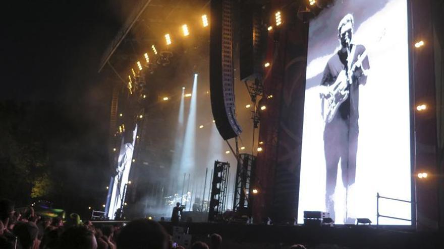 Imagine Dragons arrasa en la primera jornada del festival de Ostrava