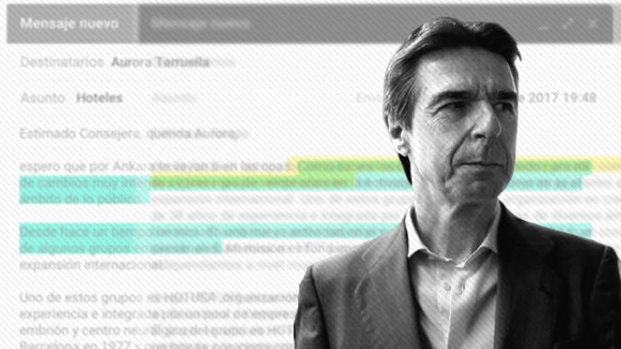 El exministro de Industria, Energía y Turismo, José Manuel Soria