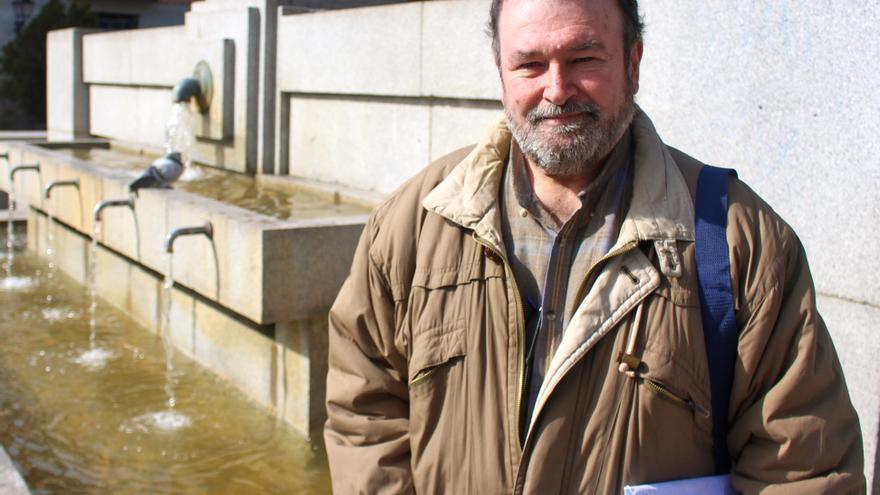 José Luis Galán en la actualidad / Foto: Fernando Olmeda