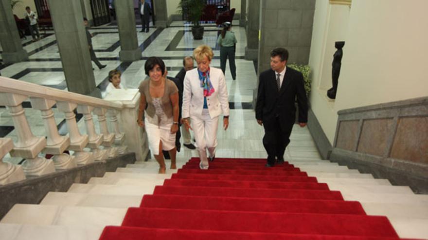 De la llegada de Fernández de la Vega a la Delegación del Gobierno #3