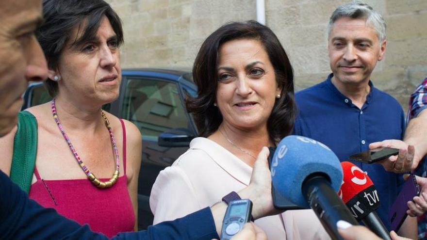 PSOE y UP Rioja retomarán la negociación mañana al no haber alcanzado hoy un acuerdo