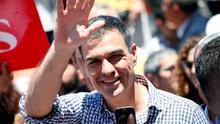 """Sánchez admite que parte del electorado del PSOE está """"desanimado"""""""