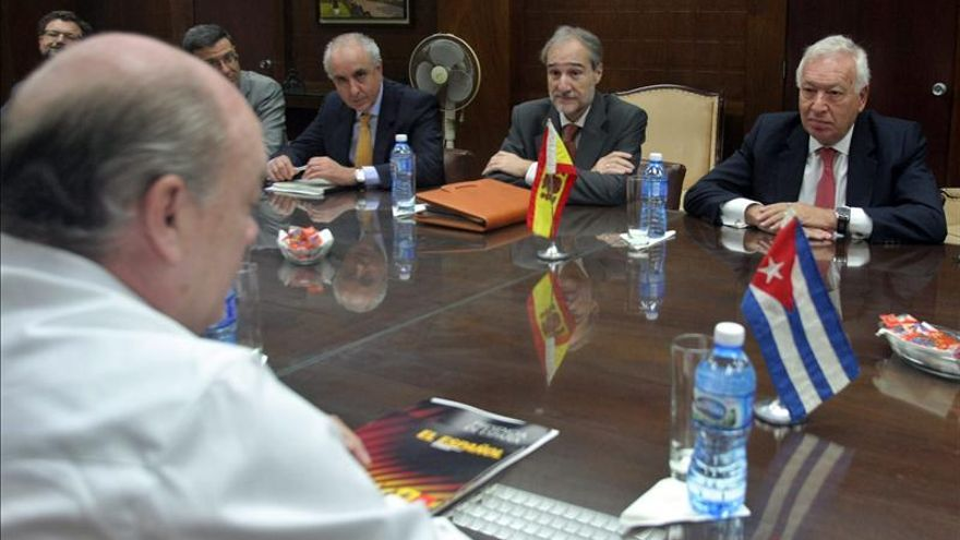 Empresarios españoles en Cuba trasladan a García-Margallo sus inquietudes