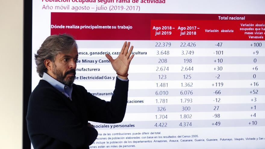 Sube el desempleo en Colombia, con una tasa del 17,3 % en enero