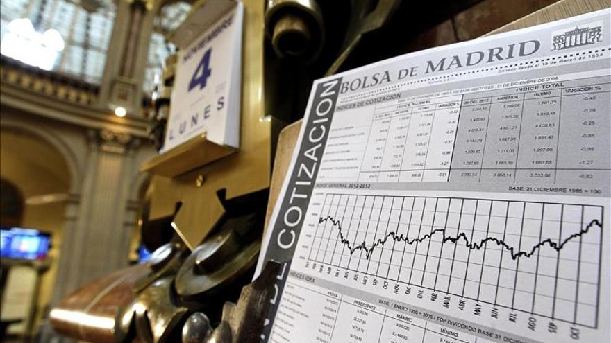 La bolsa española abre sin tendencia y el IBEX cede un 0,02 por ciento