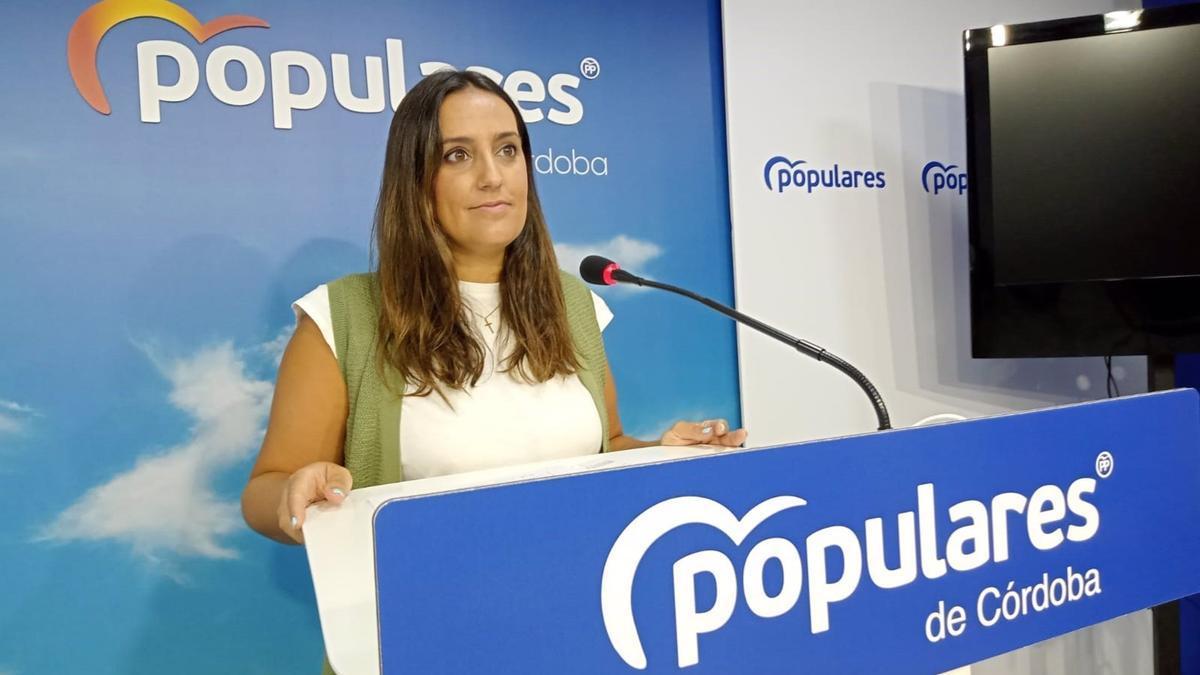 Beatriz Jurado.