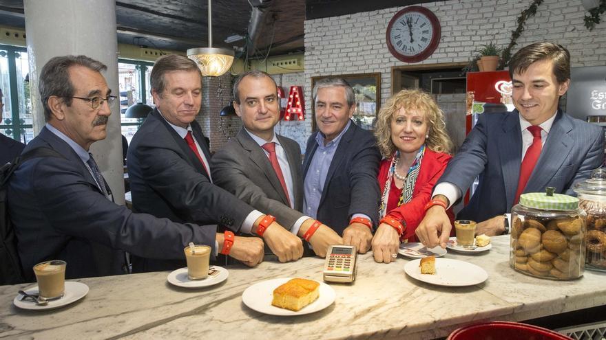 Arranca el proyecto pionero 'Cantabria Pago Digital' para fomentar las compras sin efectivo