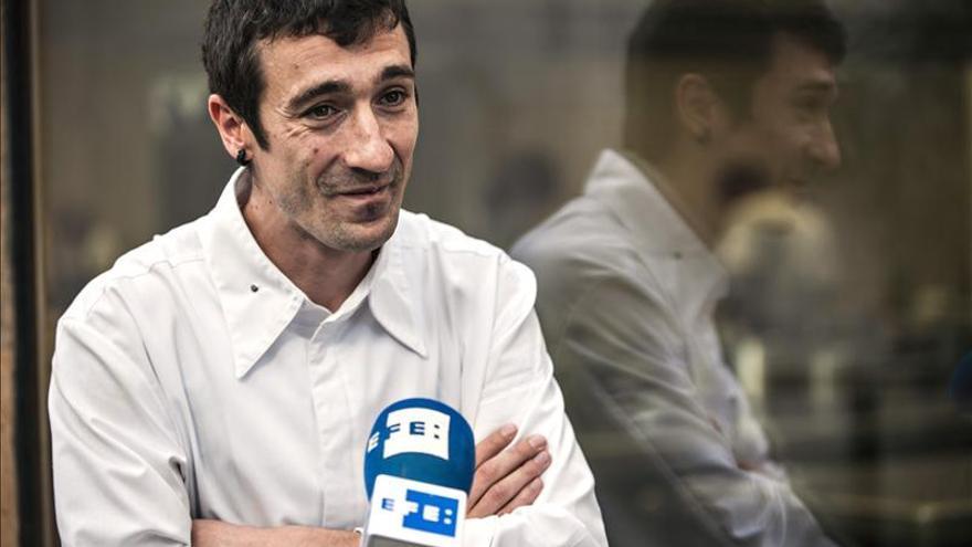 Tres restaurantes españoles aspiran a obtener hoy tres estrellas de la Guía Michelin