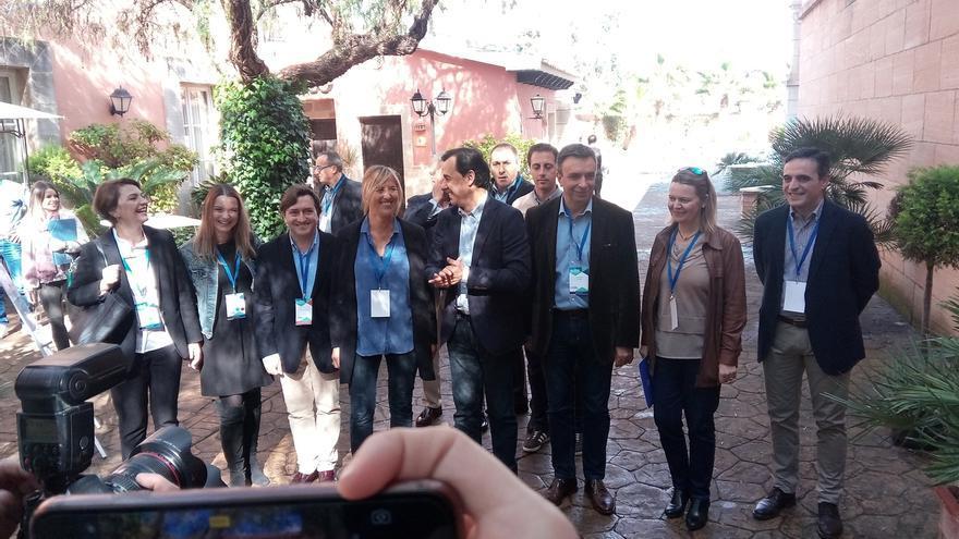 """Fernández-Maillo: """"No hay que tener miedo a que exista más de un candidato, no hay que tener miedo a la democracia"""""""