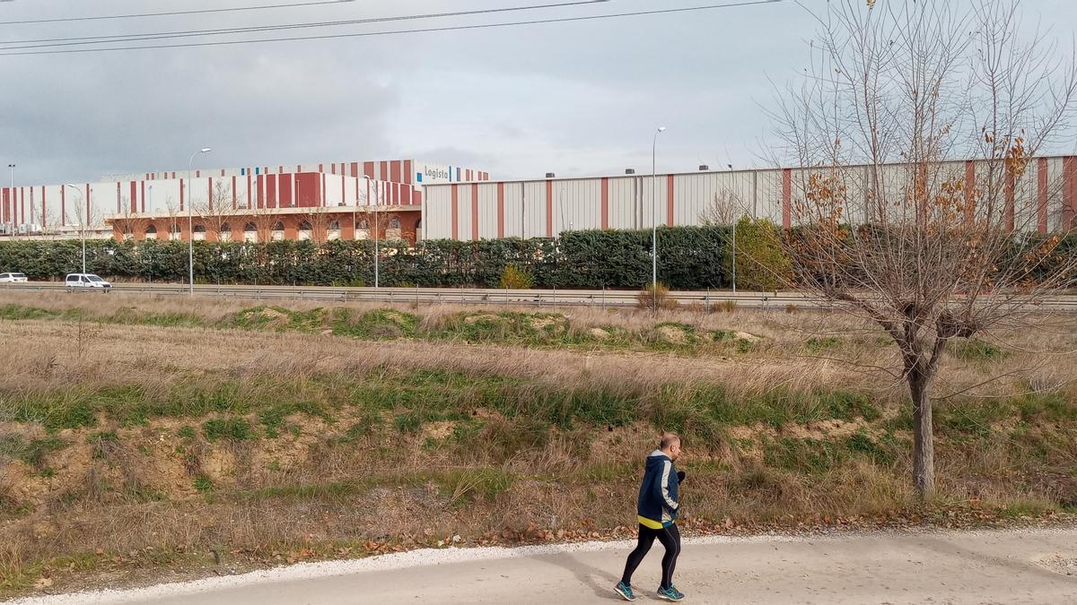 Sede de Logista en Leganés (Madrid).
