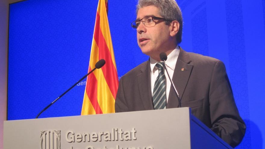 """Homs cree que España hará """"el ridículo internacional"""" si hay querella contra el gobierno catalán"""
