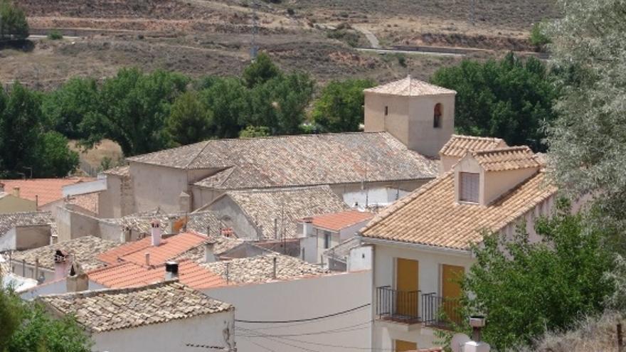 Pueblo de Cuenca
