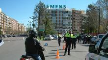 La Policia Local baixa la pressió i enguany posa un 36,7% menys de multes