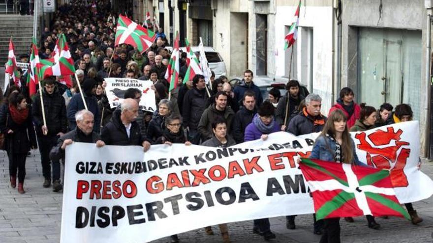 Manifestación Arrasate