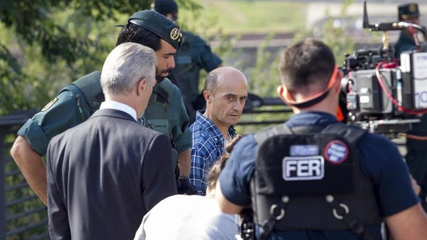 Olmos y Robles lleva a escena la grandeza de los agentes de la Guardia Civil