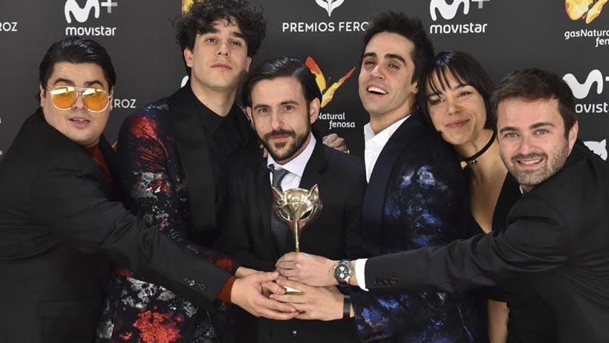 'Paquita Salas' triunfa como Mejor Serie de Comedia en los Premios Feroz