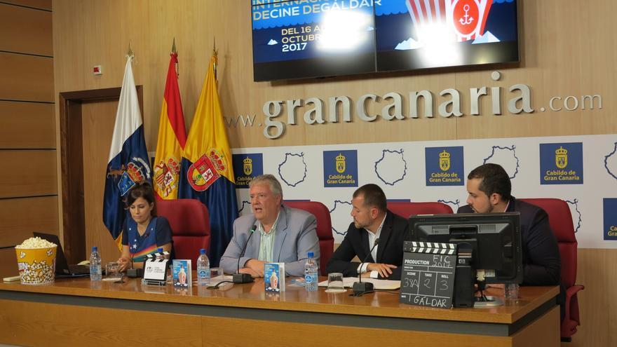 Presentación del Festival de Cine de Gáldar