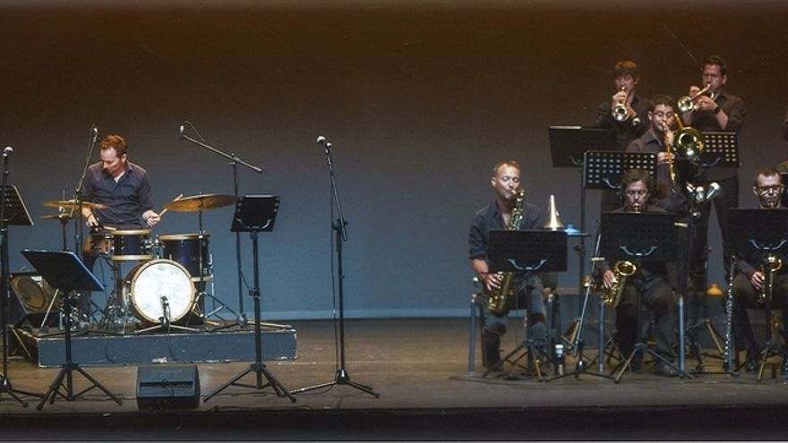 La 'Big Band de Santander' inaugura las 'Noches de Jazz' pejinas