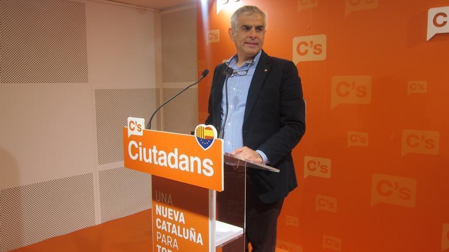 """C's critica el viaje de Puigdemont a Bélgica: """"Gasta para expandir el proyecto separatista"""""""