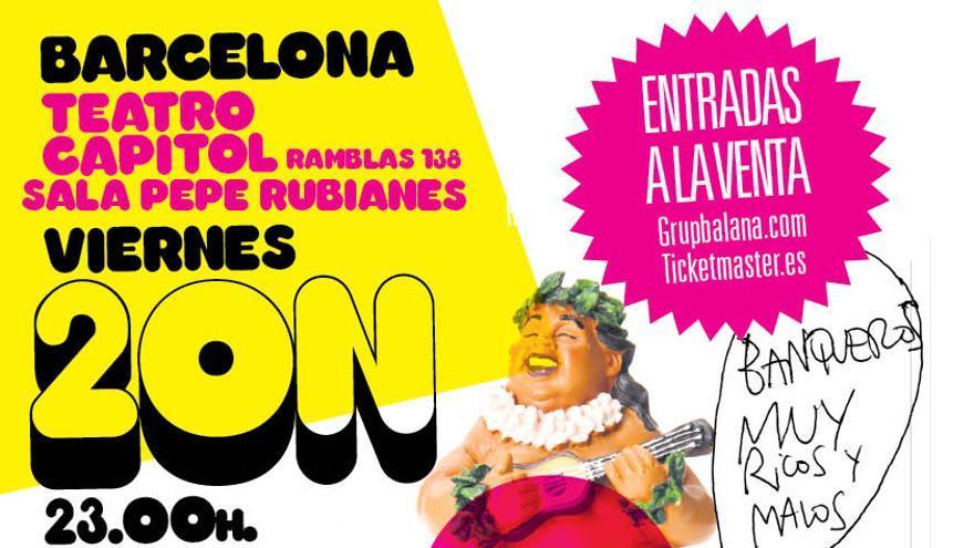 """""""Mongolia, el musical"""", en Barcelona"""