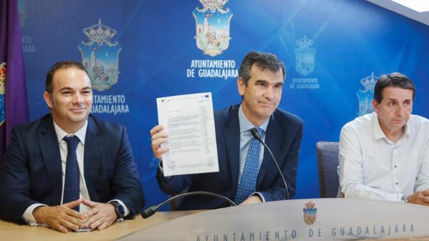 El alcalde comunicó la designación como 'Ciudad Europea del Deporte'