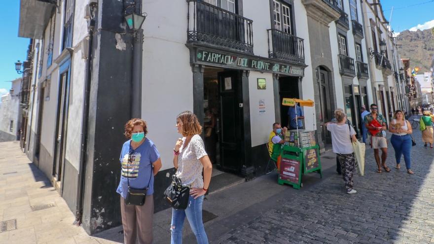 La Palma lleva tres días sin  registrar nuevos positivos por Covid y suma dos altas