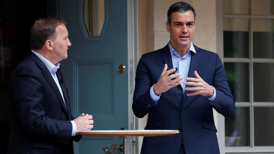 Sánchez asume habrá que hacer renuncias para lograr un acuerdo europeo
