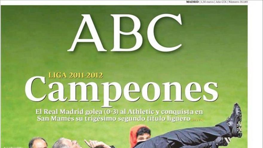 De las portadas del día (03/04/2012) #6