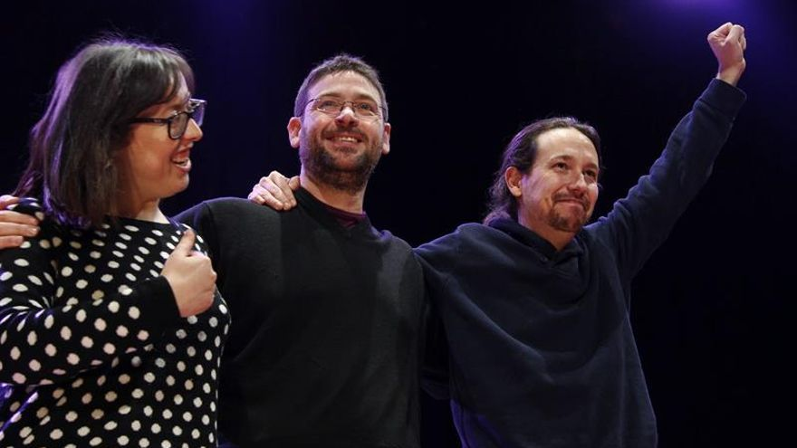 Noelia Bail se postula para sustituir a Domènech al frente de Podem Catalunya