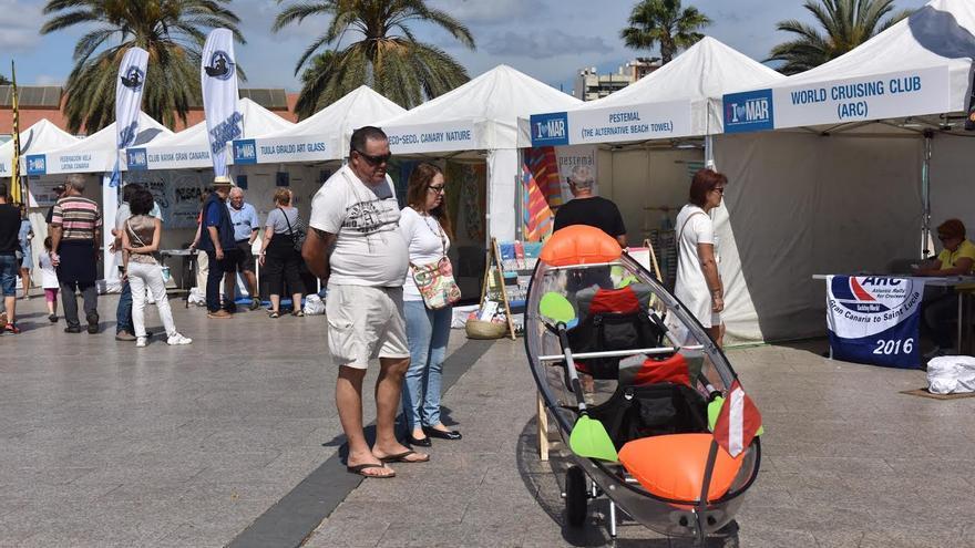 Sexta edición de la Feria Internacional del Mar.