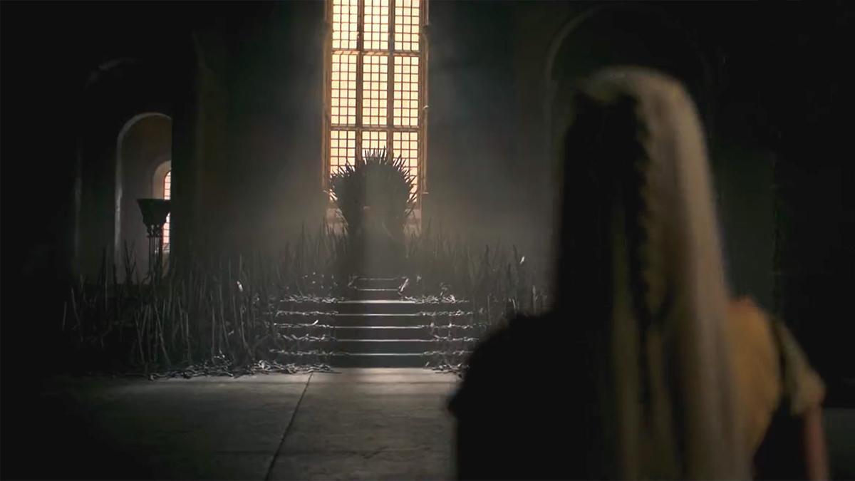 'House of the dragon' - Imagen del primer teaser