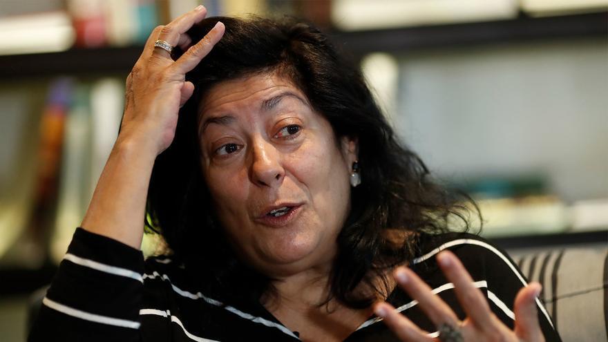 Almudena Grandes presenta 'La madre de Frankenstein, quinta entrega de su saga
