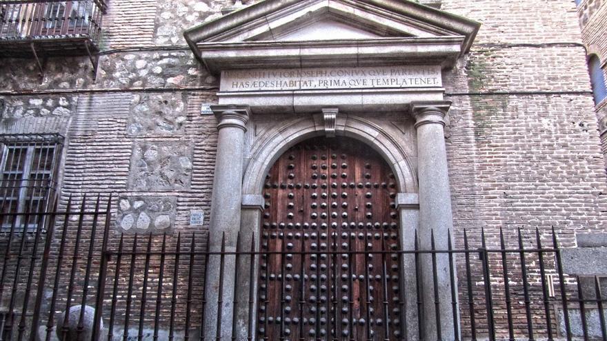 Capilla San José en Toledo. Foto: Toledo al Día.