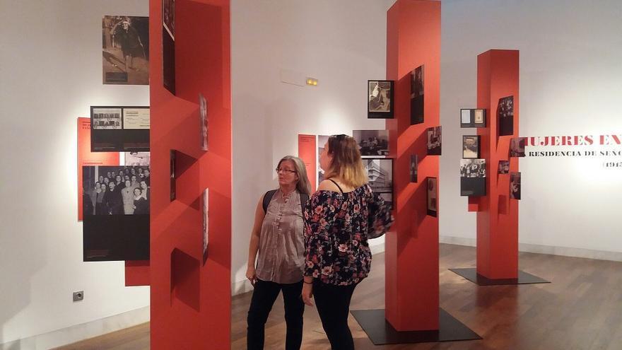 exposición 'Mujeres en Vanguardia'