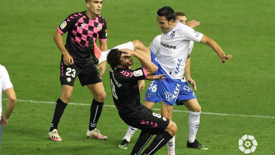 Ramón Folch y Jacobo González se perderán el partido ante el CD Leganés