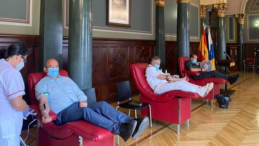 Solicitan donaciones de sangre sobre todo a los grupos A positivo y O negativo