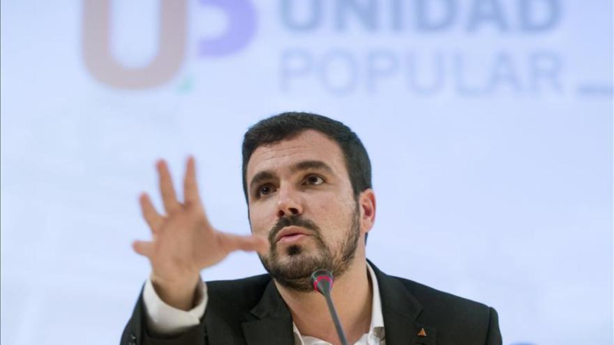 Garzón avisa que el terrorismo no debe ser excusa para recortar libertades