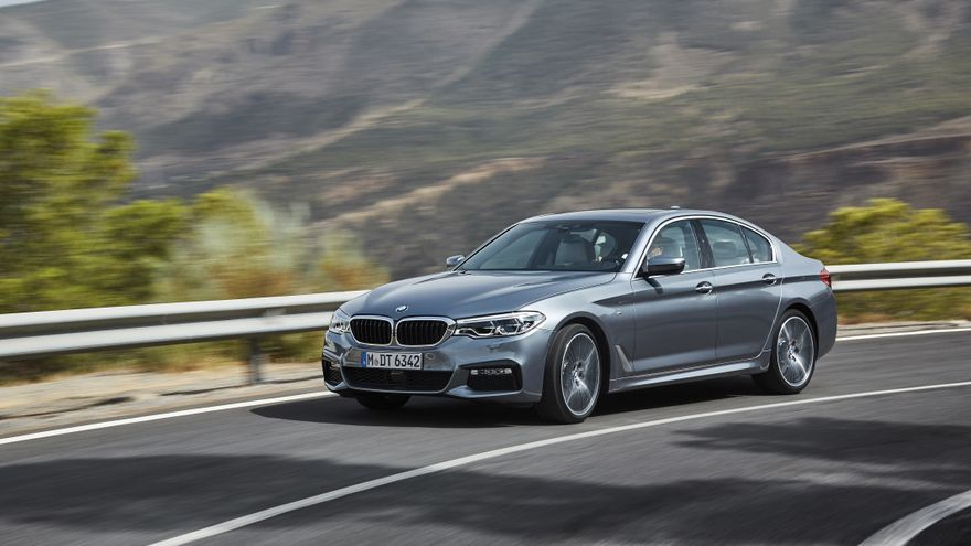 Acaban de conocerse las líneas maestras de la séptima generación de la berlina de BMW.